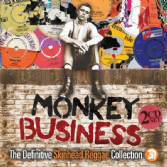 Various - Monkey Business - The Definitve Skinhead Reggae Collection (Trojan) 2xCD